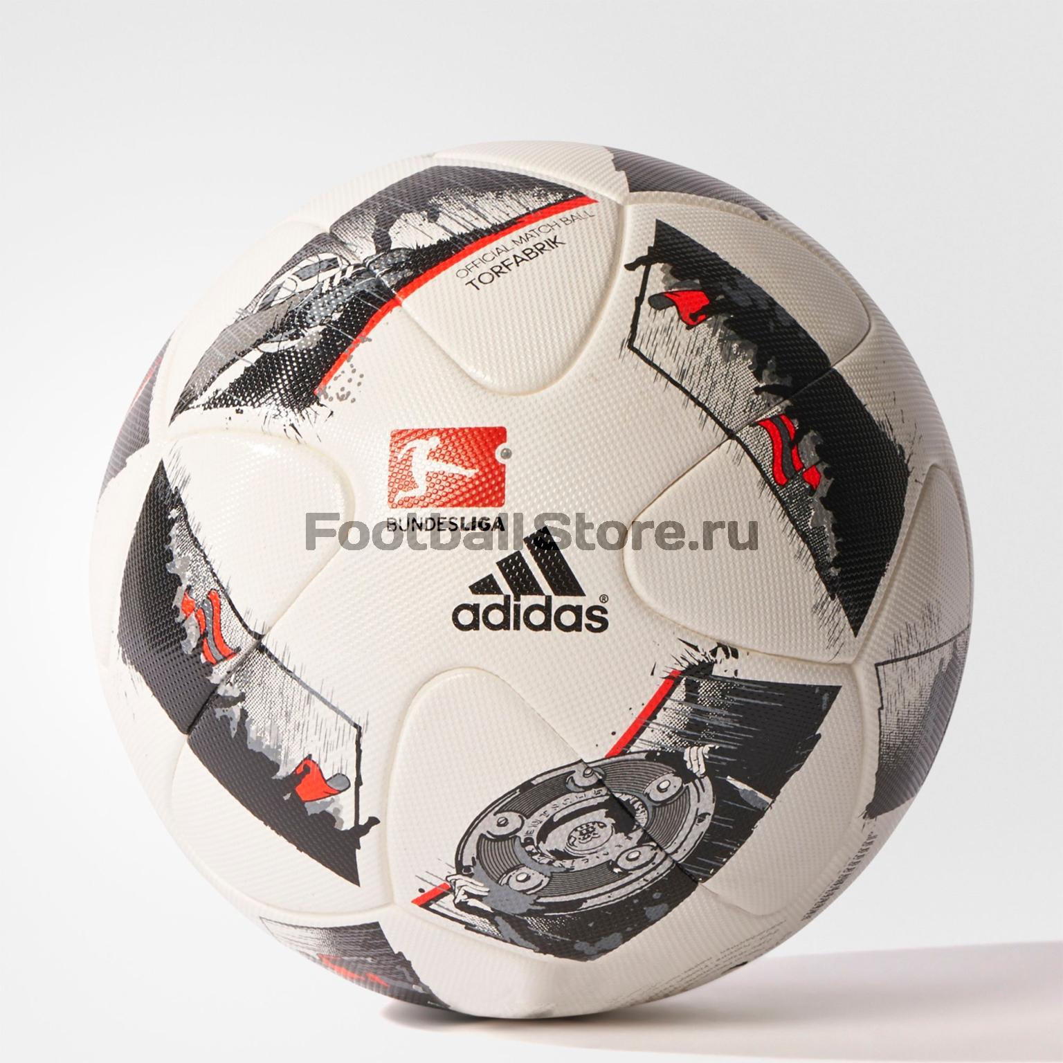 Adidas Мяч Adidas TORFABRIK Official Match AO4831 adidas мяч adidas offpitch sala ao3271