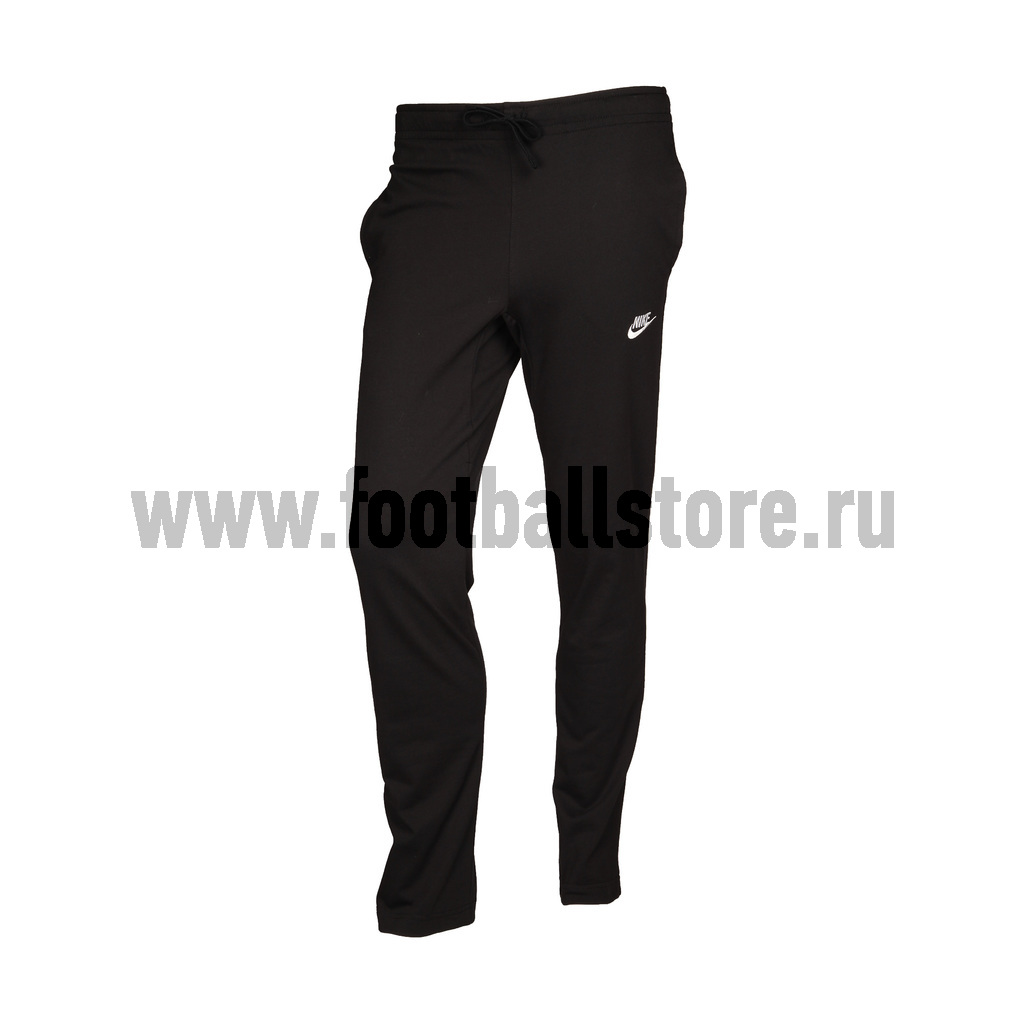 Брюки Nike M NSW Pant OH Club JSY 804421-010 рубашка поло nike zenit m nsw gsp p aut 810615 418