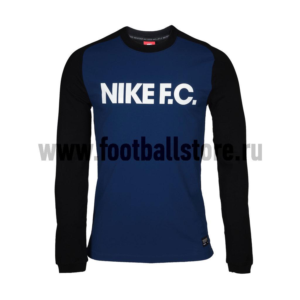 Свитера/Толстовки Nike Свитер Nike F.C. NK Top 802433-423