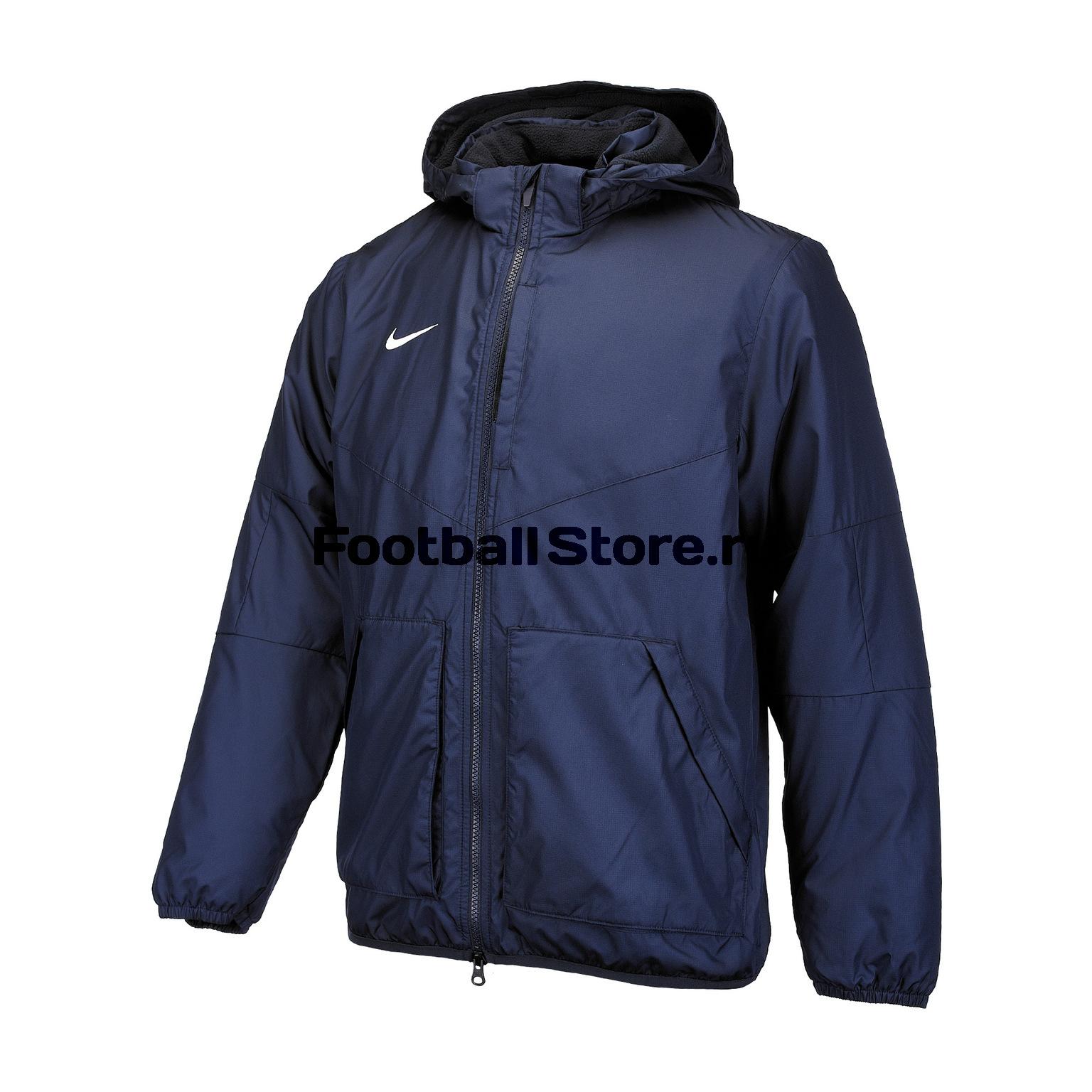 Куртка подростковая Nike Team 645905-451 футболка подростковая nike team club blend tee 658494 451