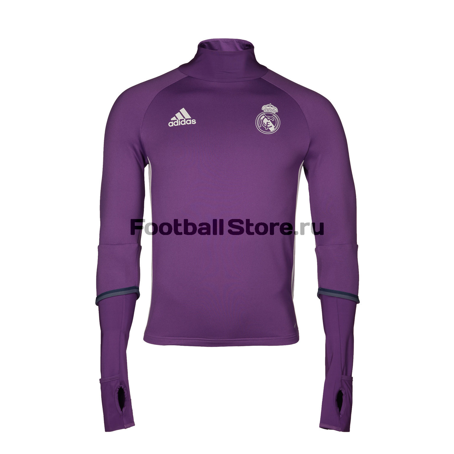Real Madrid Adidas Свитер тренировочный Adidas Real Madrid TRG TOP AO3131 real madrid adidas свитер adidas real madrid euhybrid top bq7851
