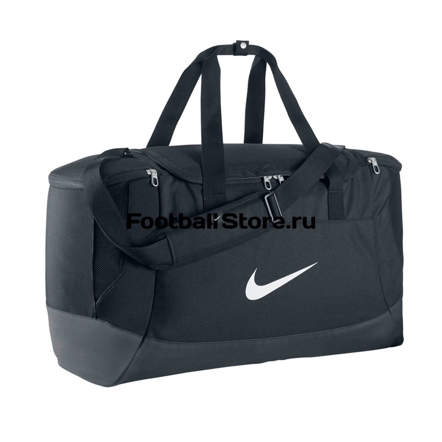 Сумки/Рюкзаки Nike Сумка Nike Club Team Swoosh Duff L BA5192-010 nike nike club team swoosh backpack