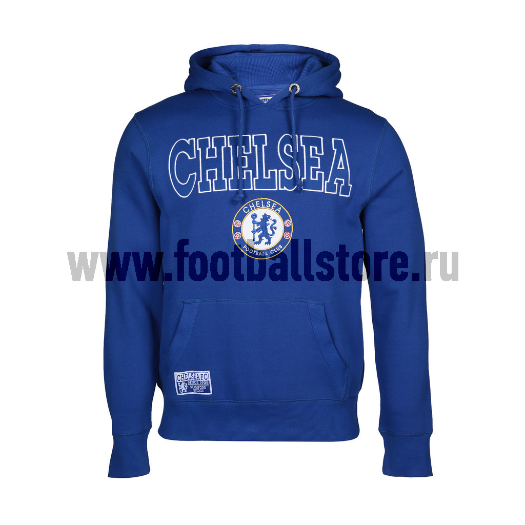 Толстовка FC Chelsea 08440 фанатская атрибутика nike curry nba