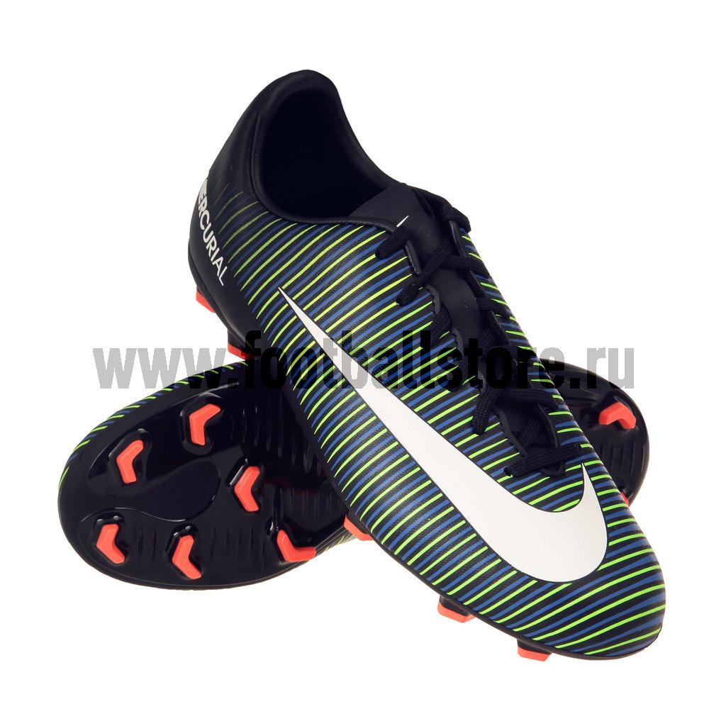 Nike Бутсы Nike JR Mercurial Vapor XI FG 831945-013