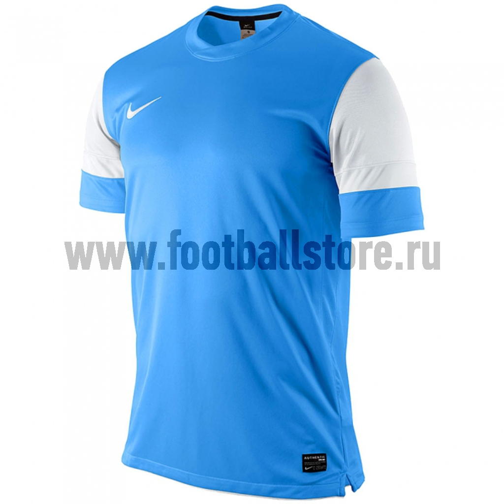 Футболки Nike Майка игровая Nike trophy game jersey ss
