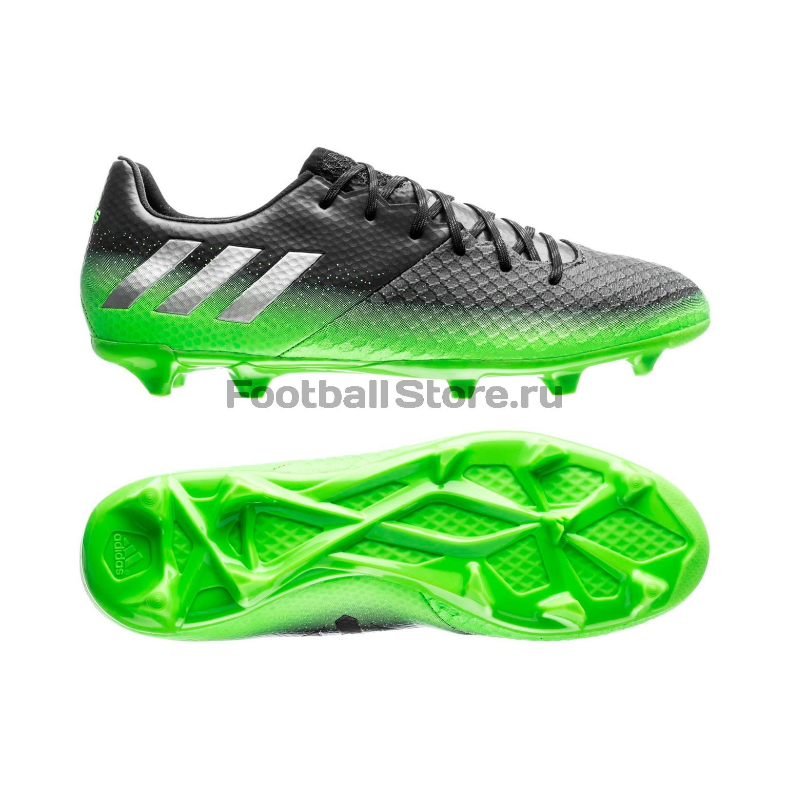 Игровые бутсы Adidas Бутсы Adidas Messi 16.2 FG S79630