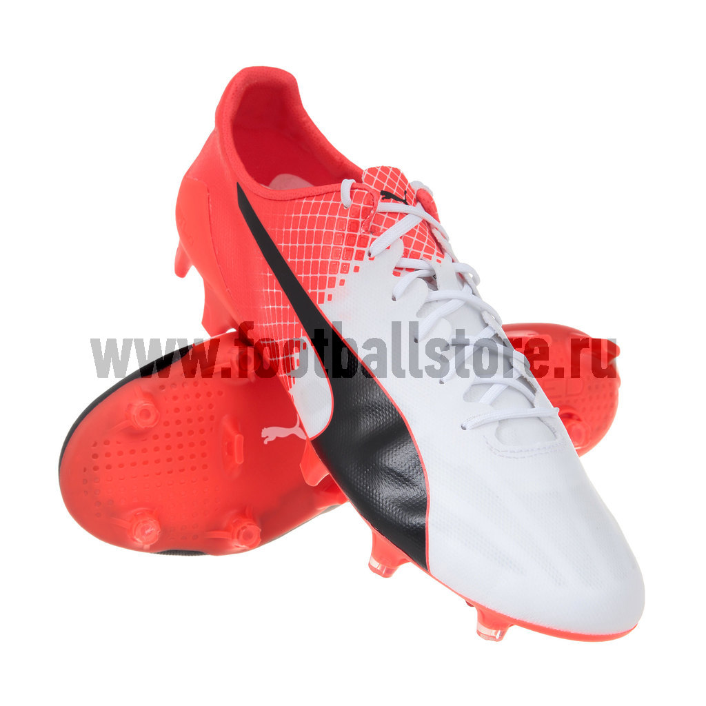 Бутсы Puma EvoSpeed SL II FG 10366203 puma puma evospeed 5 4 it