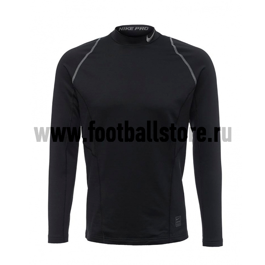 Термобелье футболка Nike Hyperwarm Top 801998-010