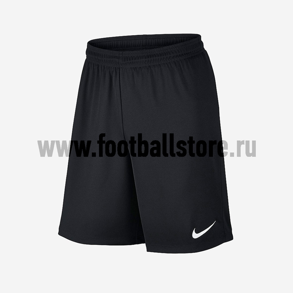 Шорты Nike Шорты игровые Nike Park II Knit Short WB 725903-010 игровая форма nike шорты игровые nike boys park ii nb 725988 677