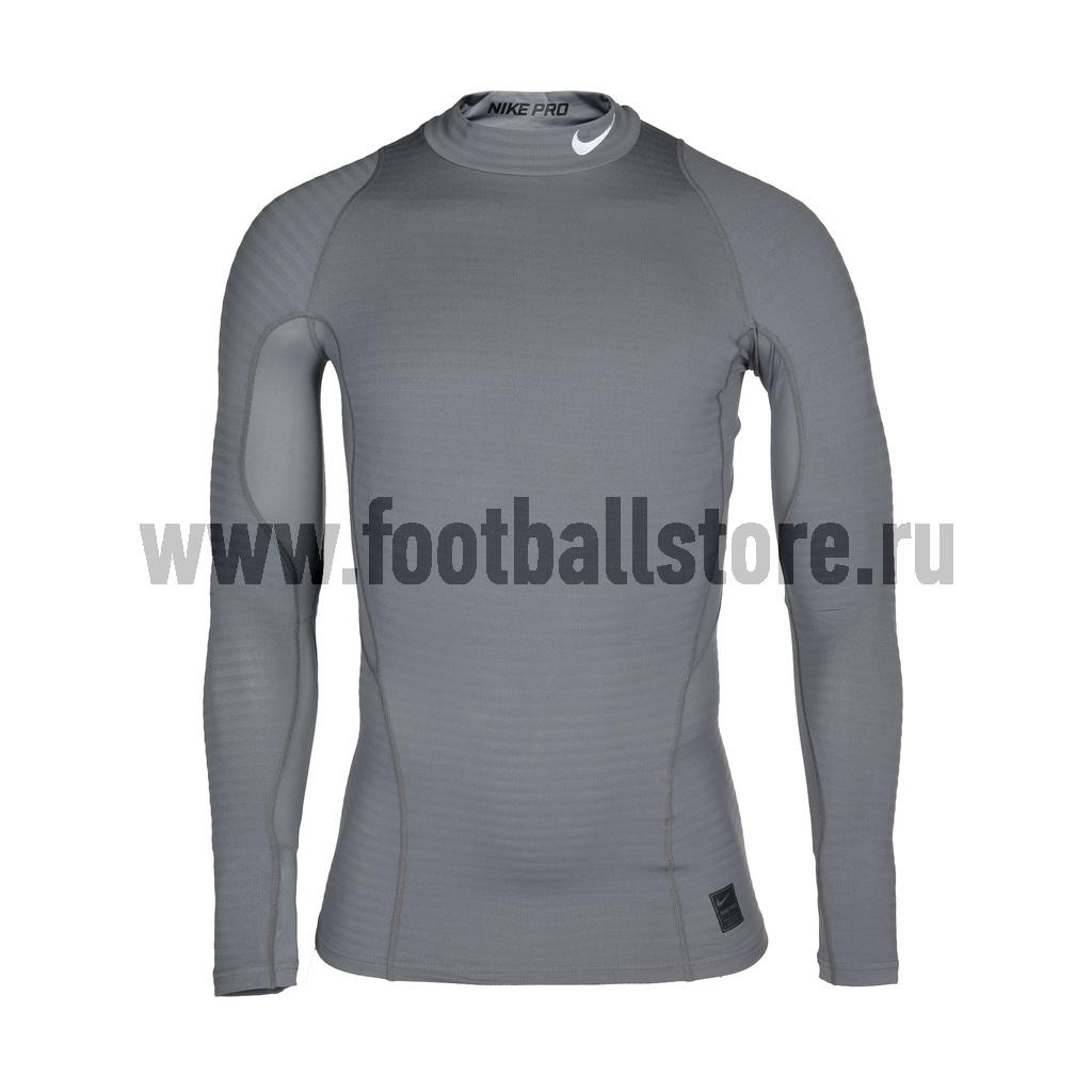 Белье Nike Белье футболка Nike Warm Comp LS Mock 725031-065 белье nike термобелье футболка nike warm comp ls mock 725031 010