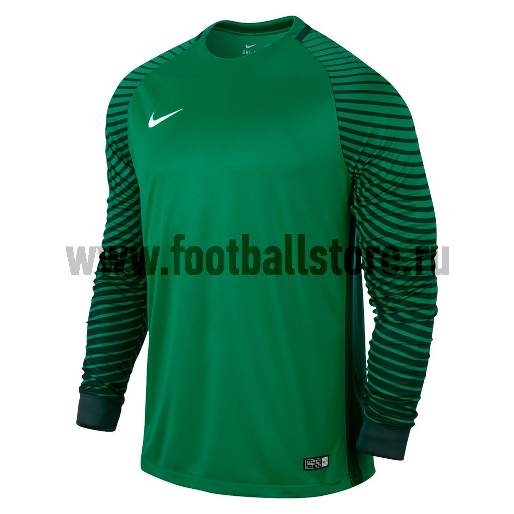 Свитера Nike Свитер вратарский Nike Gardien JSY LS 725882-319 игровая форма nike футболка детская nike ss precision iii jsy boys 645918 410
