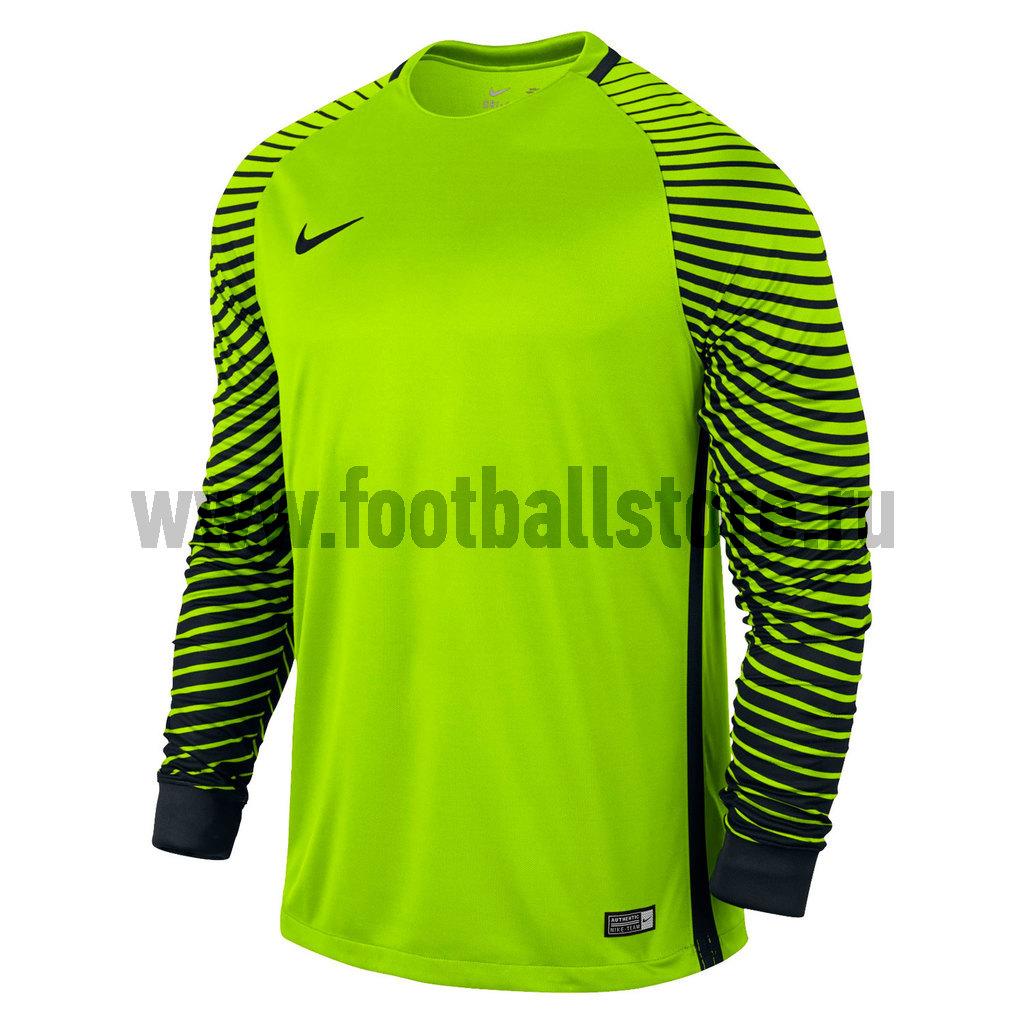 Свитера Nike Свитер вратарский Nike Gardien JSY LS 725882-702 игровая форма nike футболка детская nike ss precision iii jsy boys 645918 410