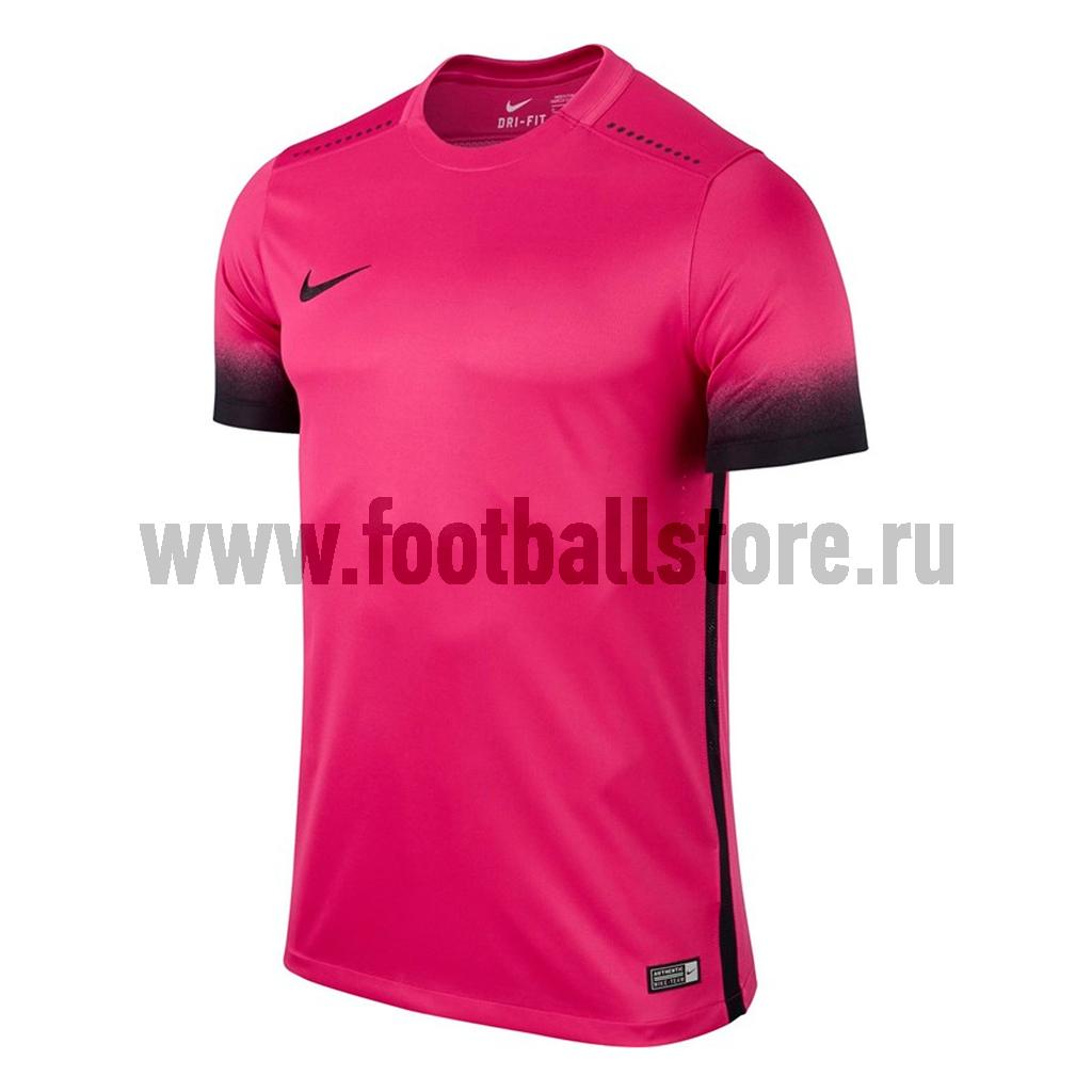 Футболки Nike Футболка Nike Laser III Printed 725890-616 игровая форма nike футболка детская nike ss precision iii jsy boys 645918 410