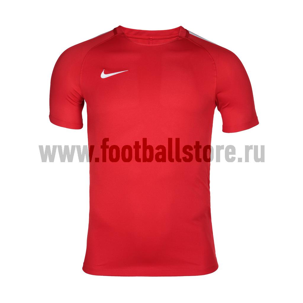 Футболка Nike Dry SQD17 Top 831567-657 футболка мужская nike cfc m nk dry sqd top ss cl цвет черный бирюзовый 905436 014 размер xl 52 54