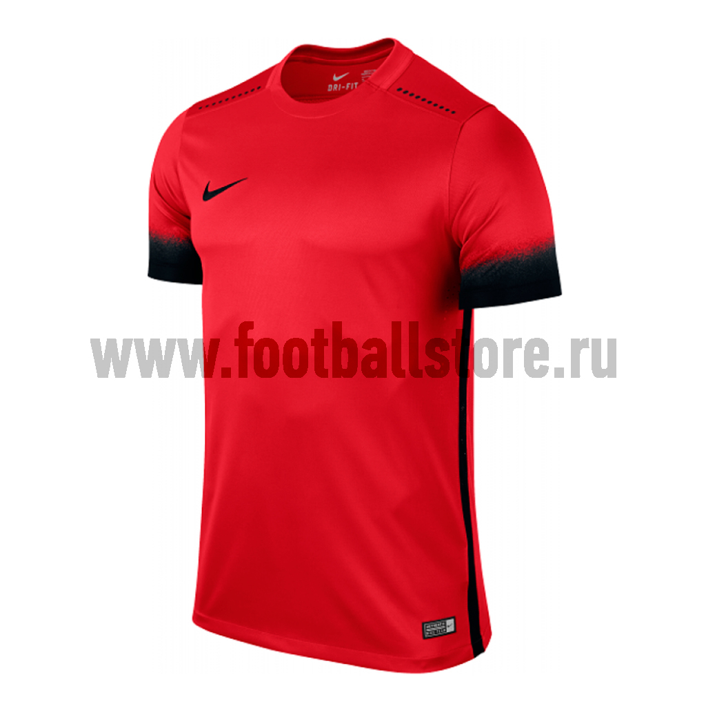 Футболки Nike Футболка Nike Laser III Printed 725890-657 игровая форма nike футболка детская nike ss precision iii jsy boys 645918 410