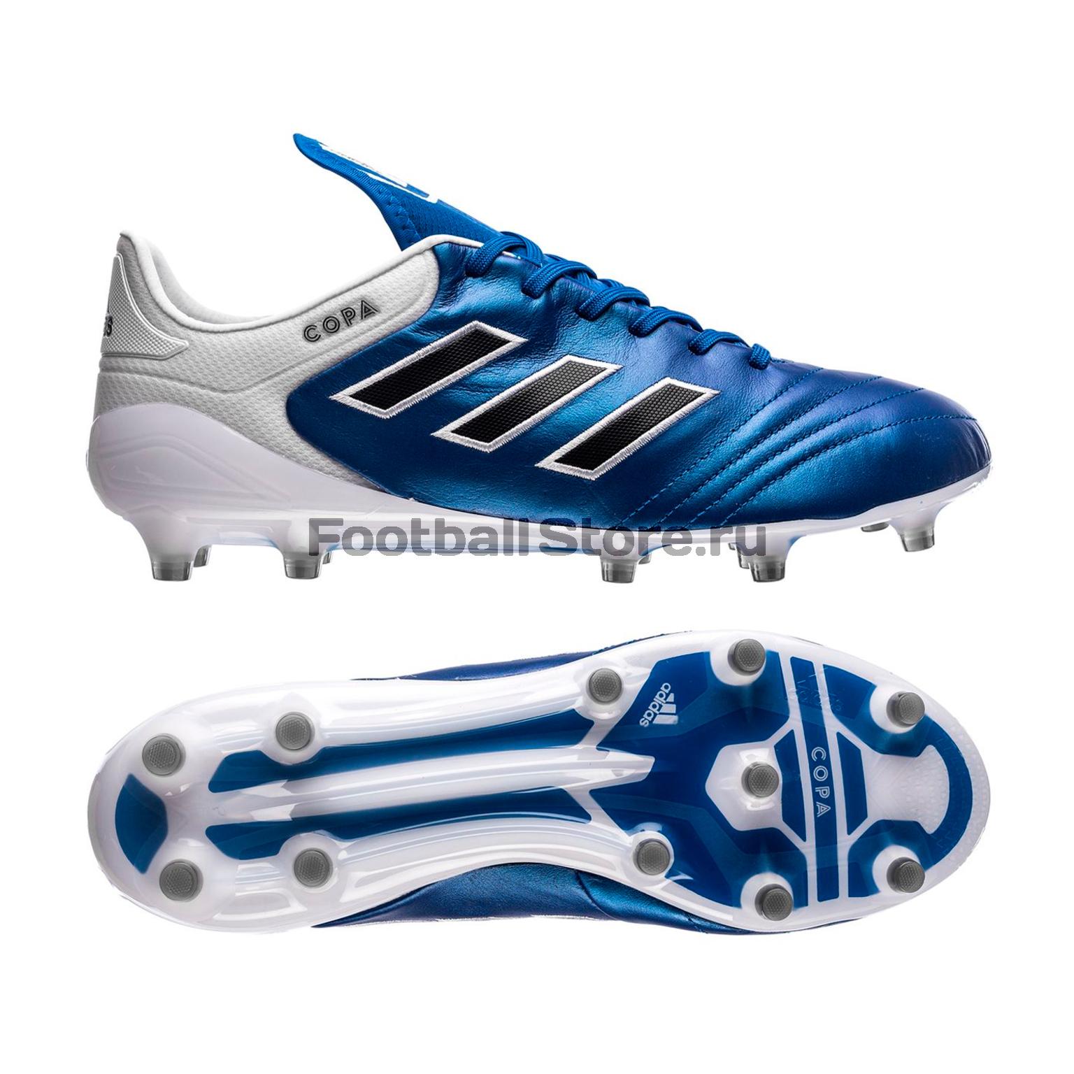 Игровые бутсы Adidas Бутсы Adidas Copa 17.1 FG BA8516
