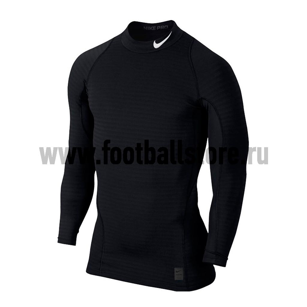 Термобелье футболка Nike Warm Comp LS Mock 725031-010