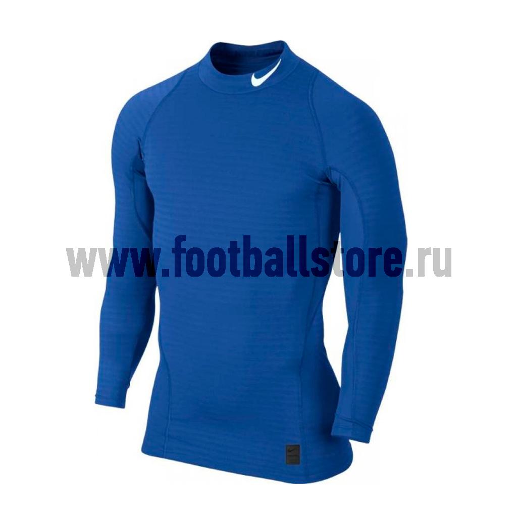 Термобелье футболка Nike Warm Comp LS Mock 725031-480