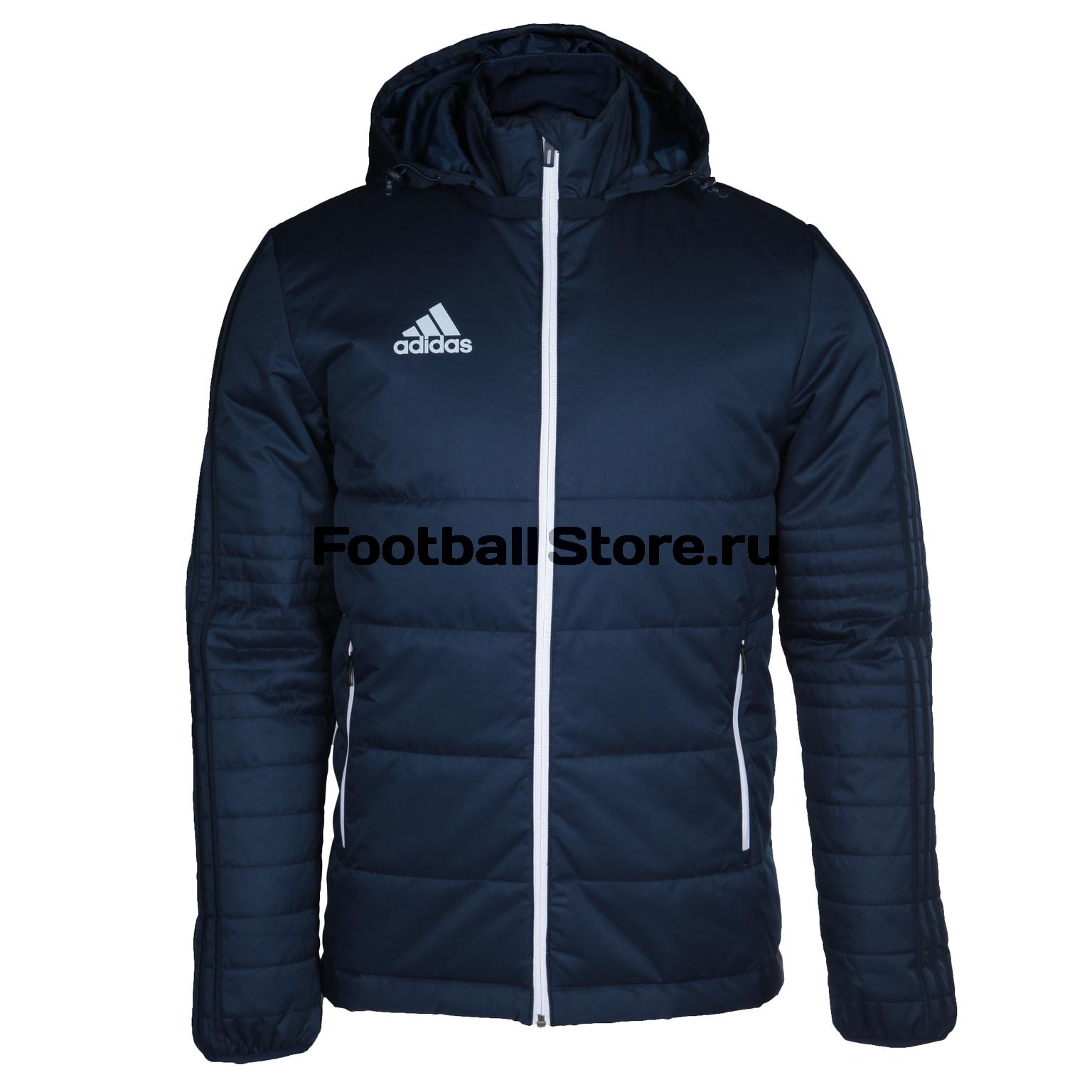 Куртка утепленная Adidas Tiro17 Wint JK BS0045