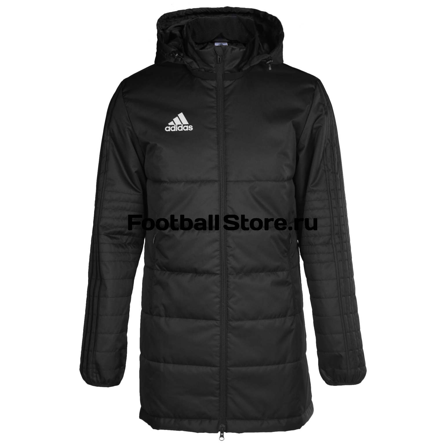 Куртка утепленная Adidas Tiro17 Wint Jktl BS0050