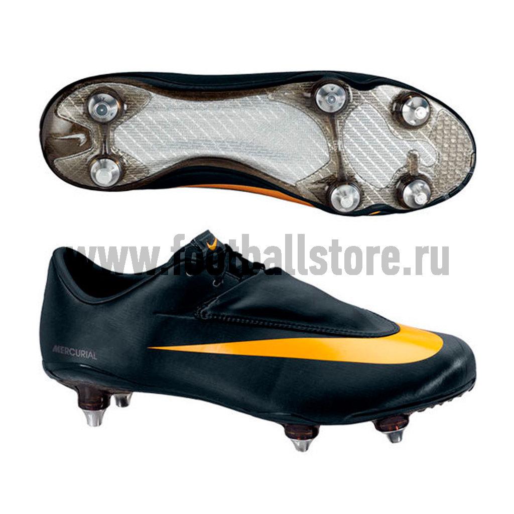 Игровые бутсы Nike Бутсы Nike Mercurial Vapor VI SG 396123-080 спортинвентарь nike чехол для iphone 6 на руку nike vapor flash arm band 2 0 n rn 50 078 os