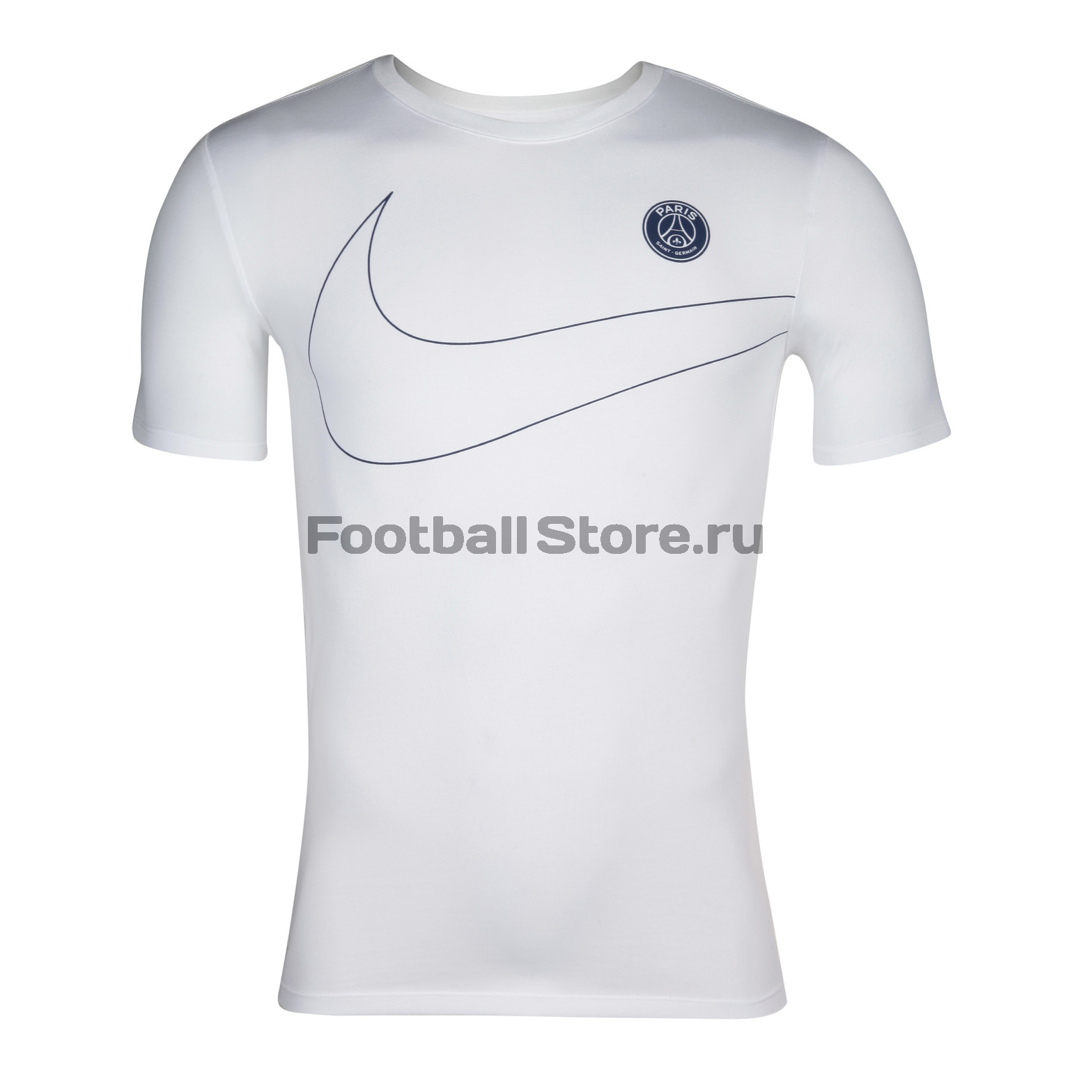PSG Nike Футболка Nike PSG Dry Tee Preseason 832737-100