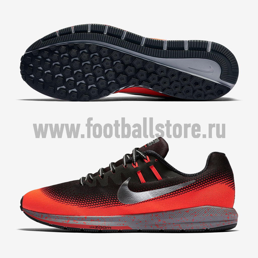 Кроссовки Nike Кроссовки Nike Air Zoom Structure 20 Shield 849581-006