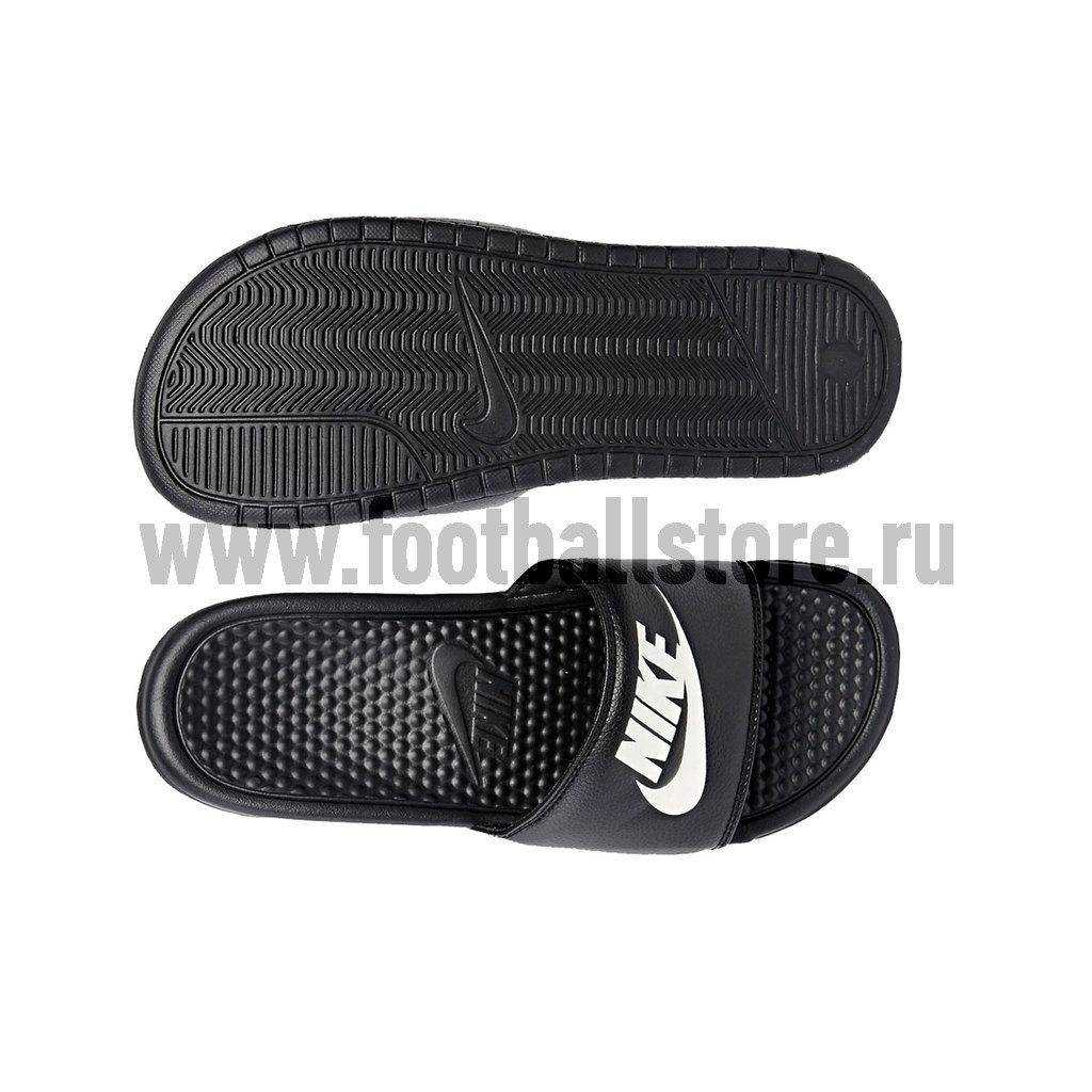 Сланцы Nike Сланцы Nike Benassi JDI 343880-090 сланцы adidas duramo g15890 nike 343880 090