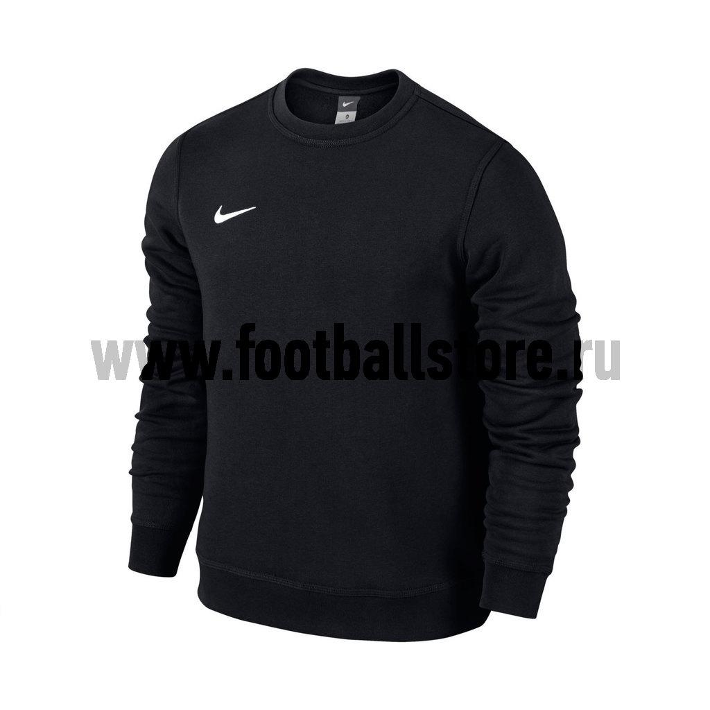 Свитер Nike Team Club Crew 658681-010 головные уборы nike бейсболка nike team club cap 646398 010