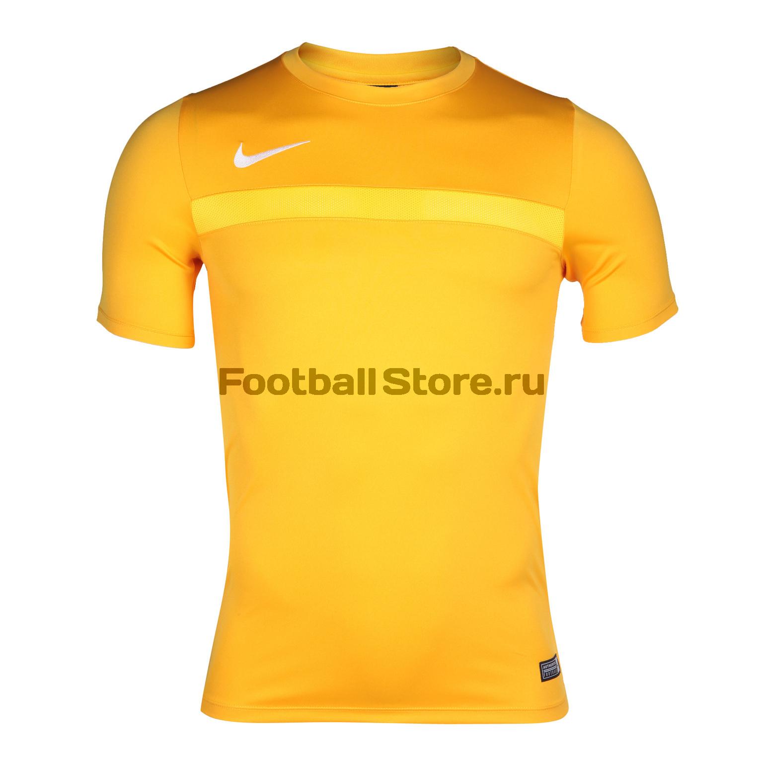 Футболка тренировочная Nike Academy 725932-739 куртка для костюма nike academy 14 sdln knit jkt 588470 739