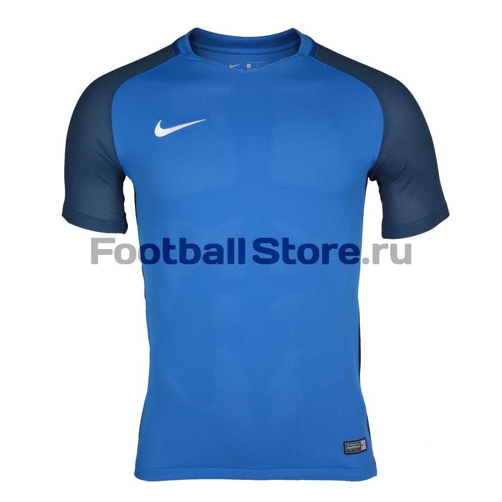 Футболка игровая Nike SS Revolution IV JSY 833017-455 футболки nike футболка игровая nike ss revolution iv jsy 833017 010