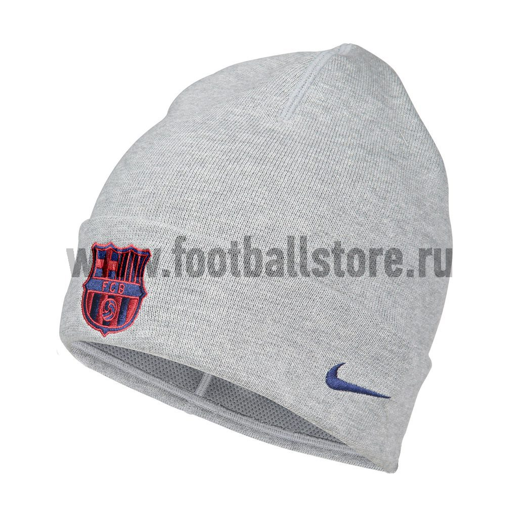 Шапка Nike Barcelona U NK Beanie Training 829618-063 карта памяти transflash 64гб microsdxc class 10 uhs i u3 90r 45w kingston canvas go