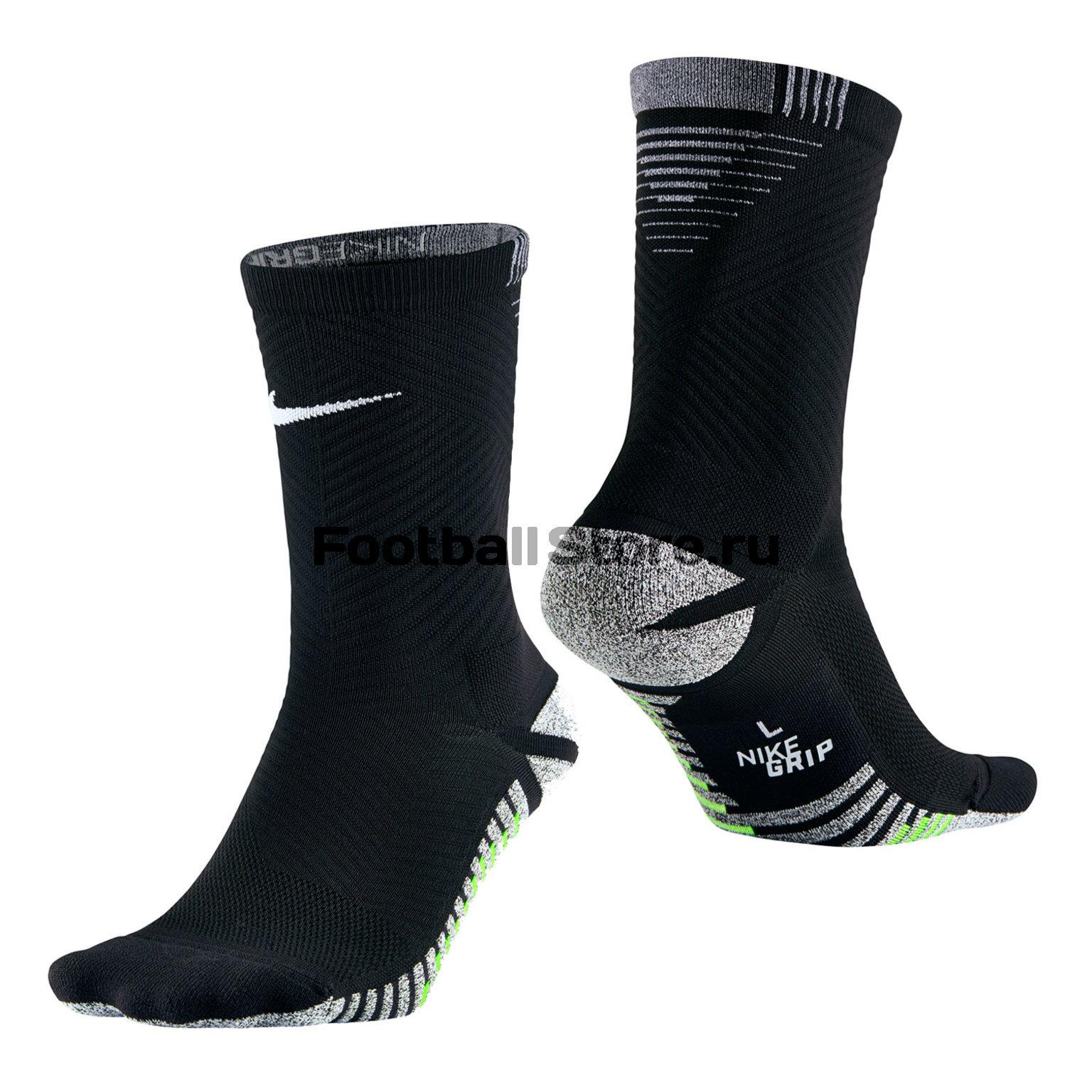 Носки Nike Носки Nike Grip Strike Light Crew SX5486-015 носки nike носки nike grip strike lightweight sx5089 525