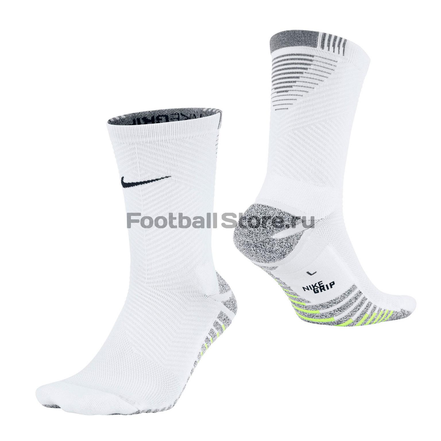 Носки Nike Носки Nike Grip Strike Light Crew SX5486-100 носки nike носки nike grip strike lightweight sx5089 525