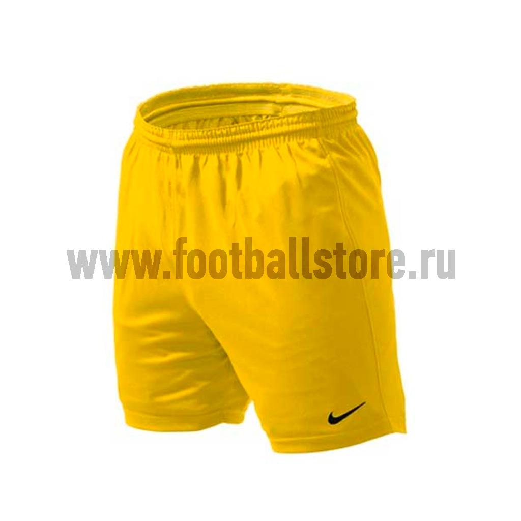 Игровая форма Nike Шорты игровые подростковые Nike Park Knit Short 494838-703 игровая форма nike шорты игровые nike boys park ii nb 725988 677
