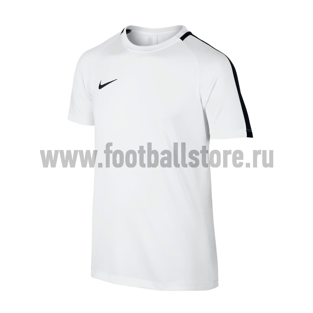 Тренировочная форма Nike Футболка тренировочная Nike Boys Academy 832969-100 тренировочная установка 100