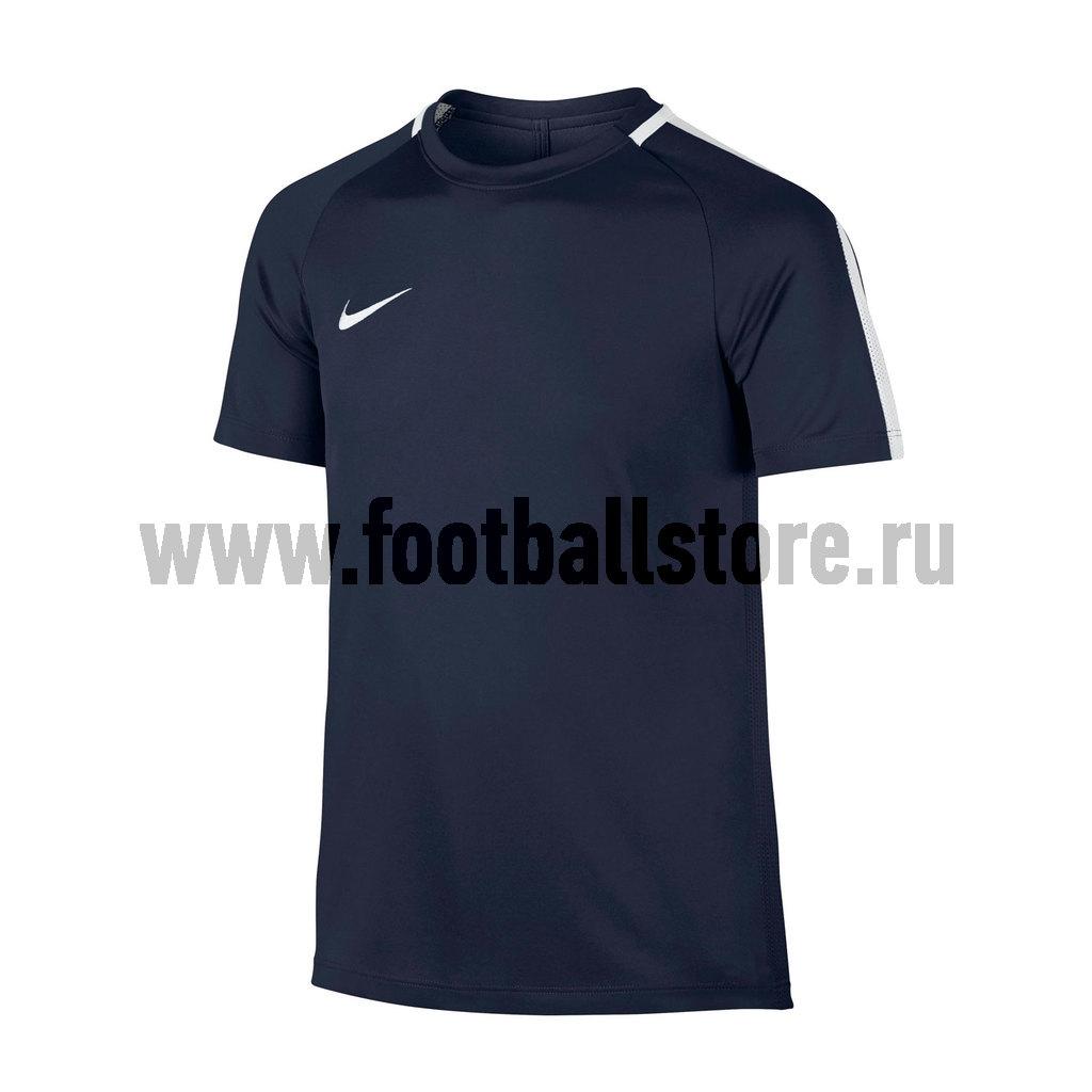 Тренировочная форма Nike Футболка тренировочная Nike Boys Academy 832969-451 игровая форма nike футболка детская nike ss precision iii jsy boys 645918 410