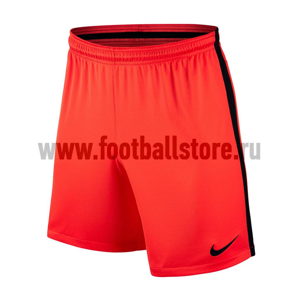 Шорты игровые Nike M NK SQD Short K 807670-852 игровая форма nike шорты игровые детские nike y nk dry short k 832253 010