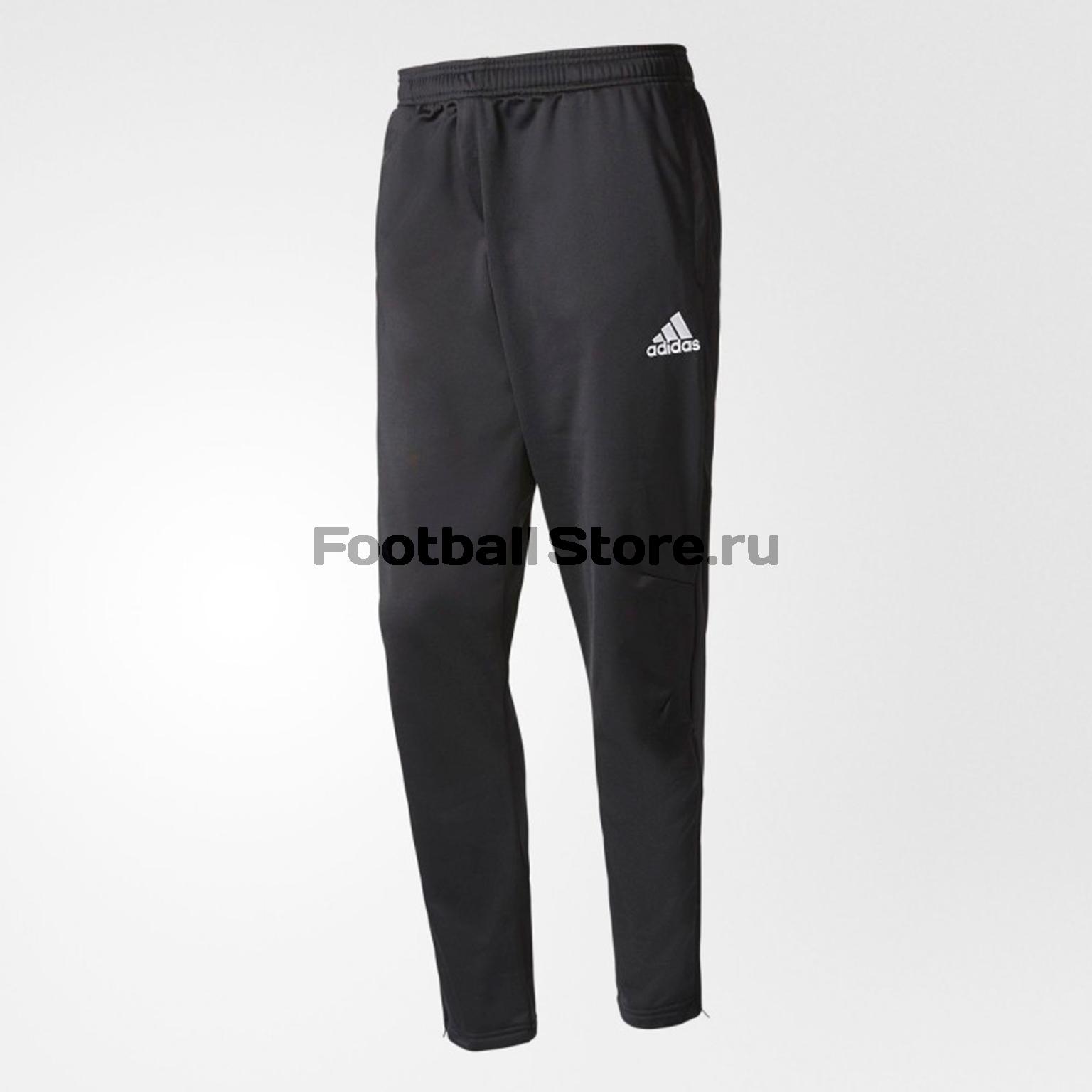 Брюки тренировочные Adidas Tiro17 Pes Pnt AY2877 брюки adidas брюки тренировочные adidas tiro17 rn pnt ay2896