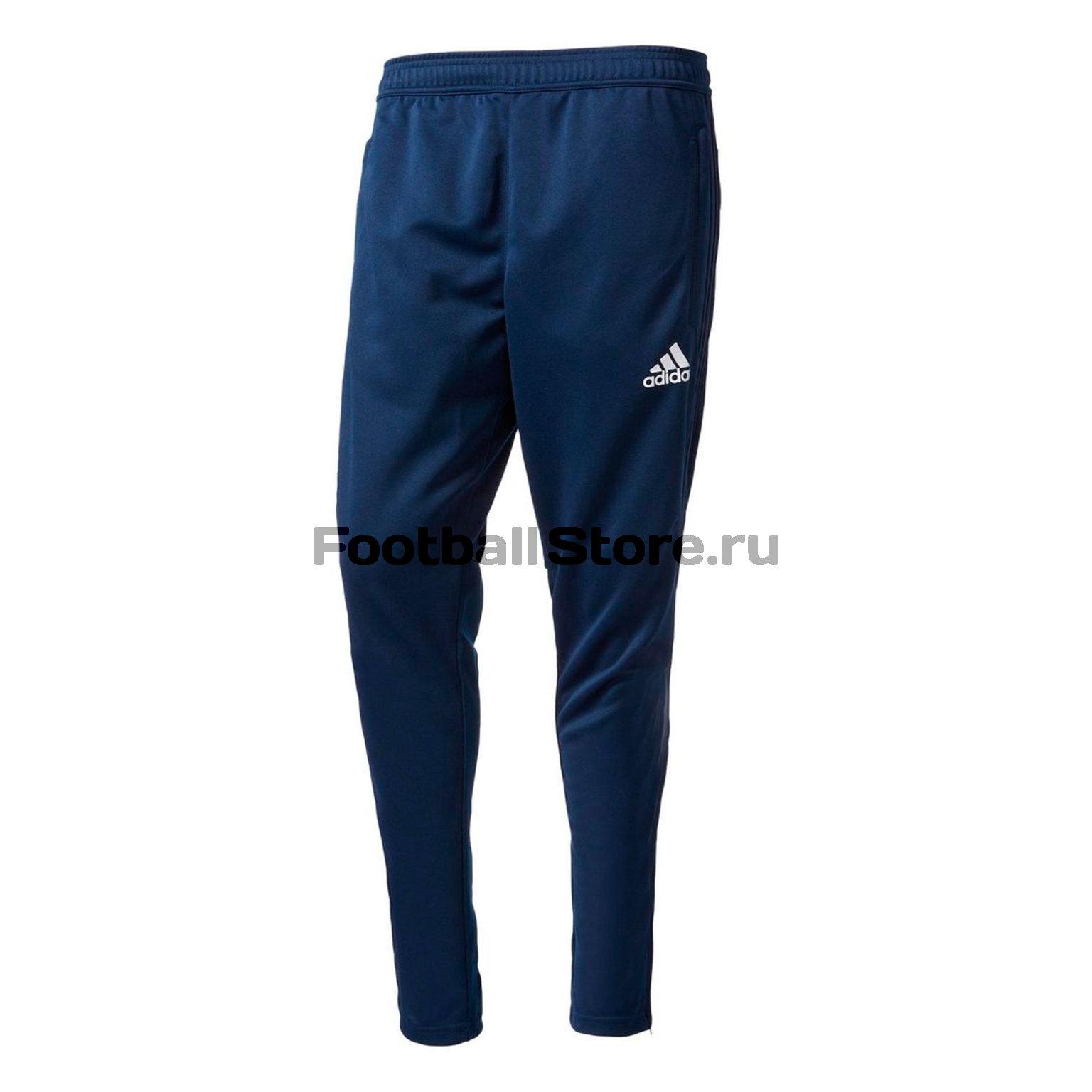 Брюки тренировочные Adidas Tiro17 Pes Pnt BQ2619 брюки adidas брюки тренировочные adidas tiro17 rn pnt ay2896