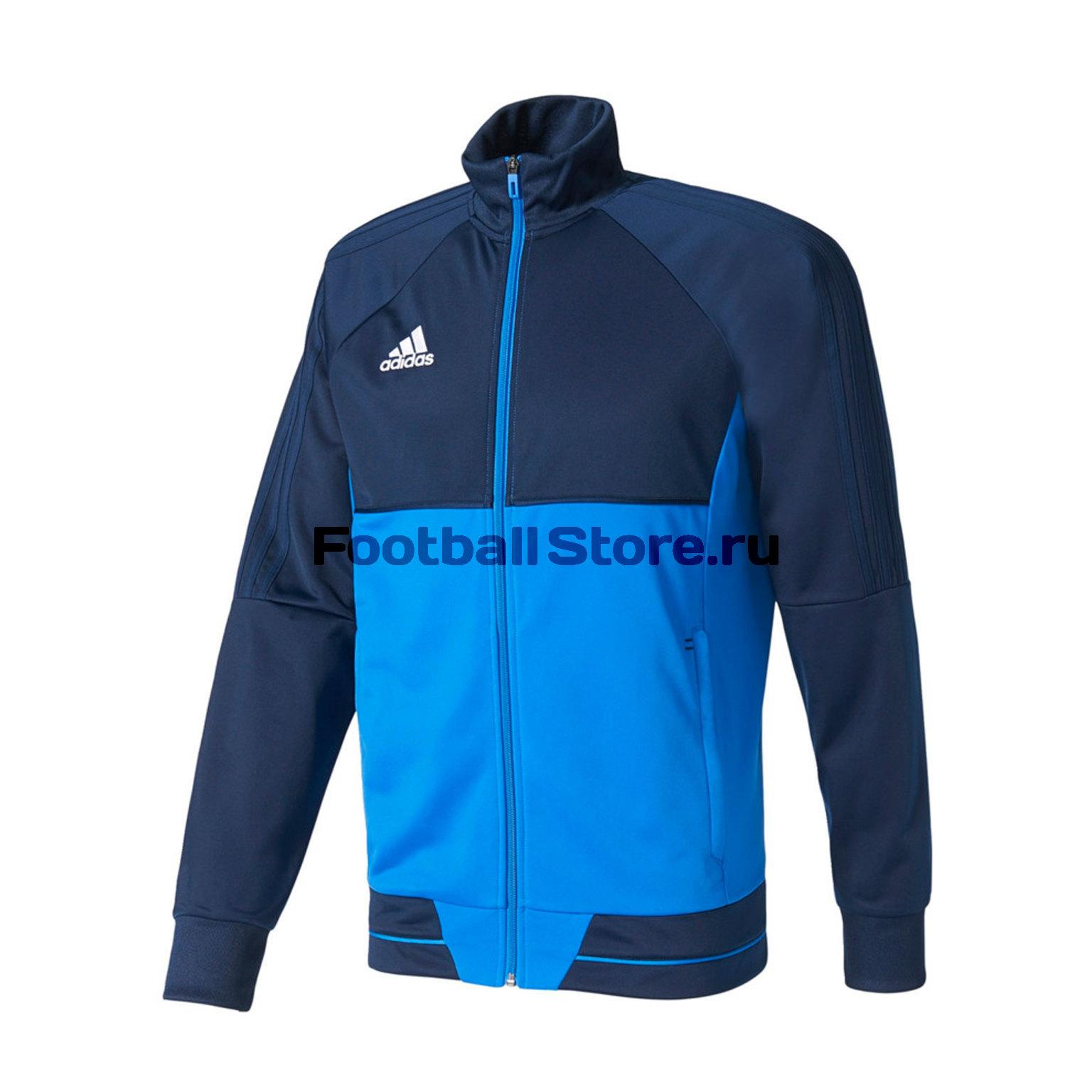 Олимпийка Adidas Tiro17 Pes JKT BQ2597 цена