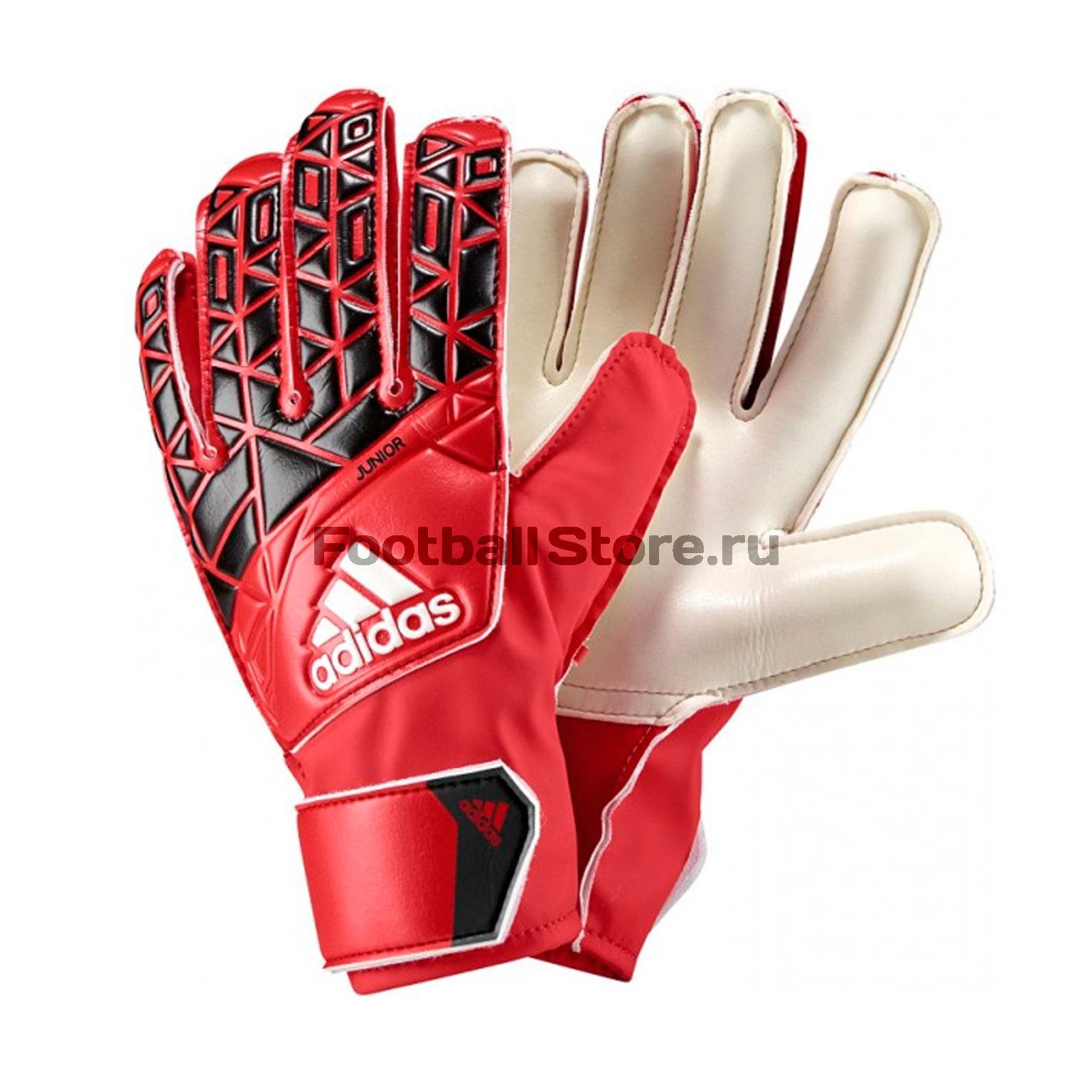 Перчатки вратарские Adidas Ace Junior AZ3678 перчатки adidas перчатки вратарские adidas ace magnetic st cd9131