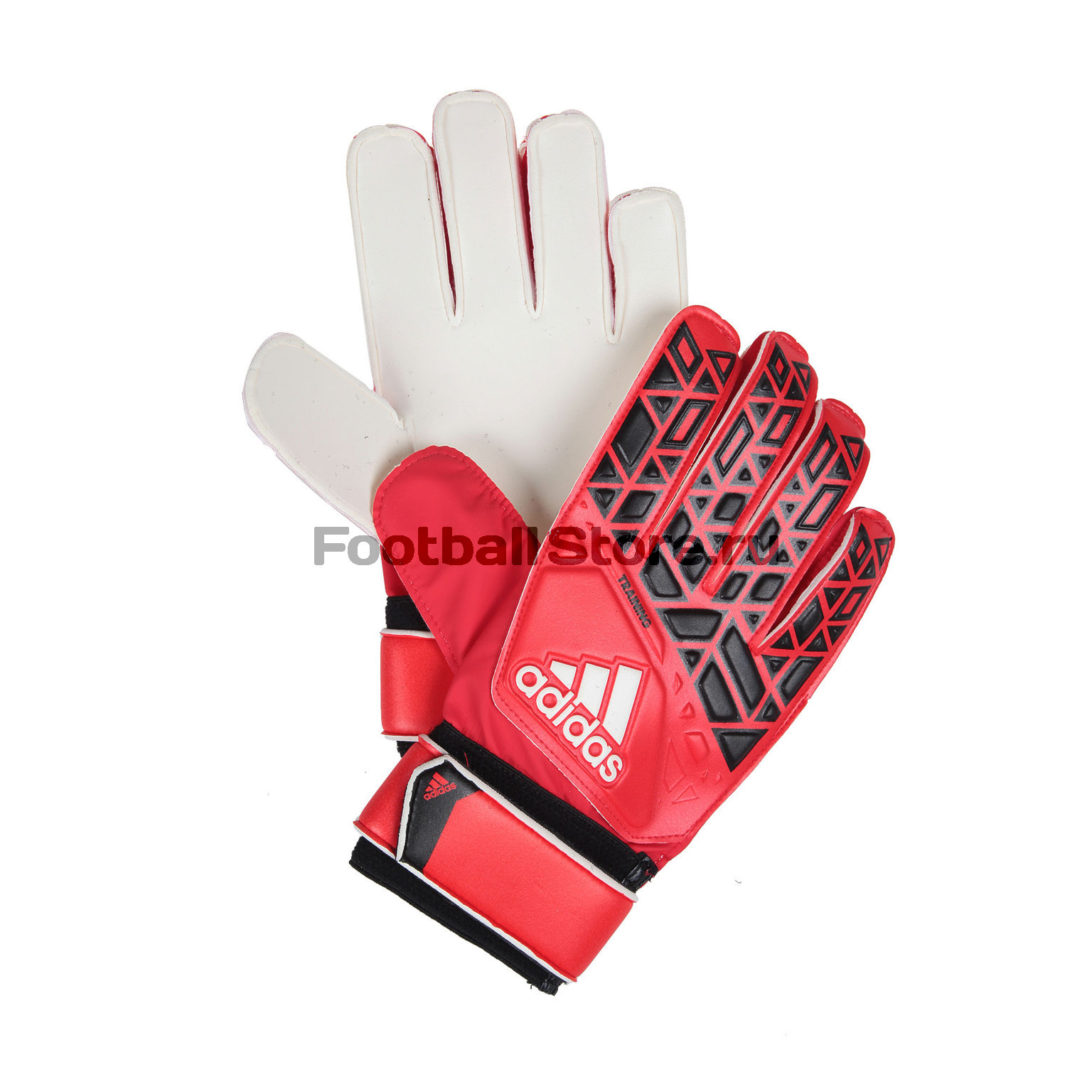 Перчатки вратарские Adidas Ace Training AZ3683 перчатки вратарские adidas ace half neg az3688
