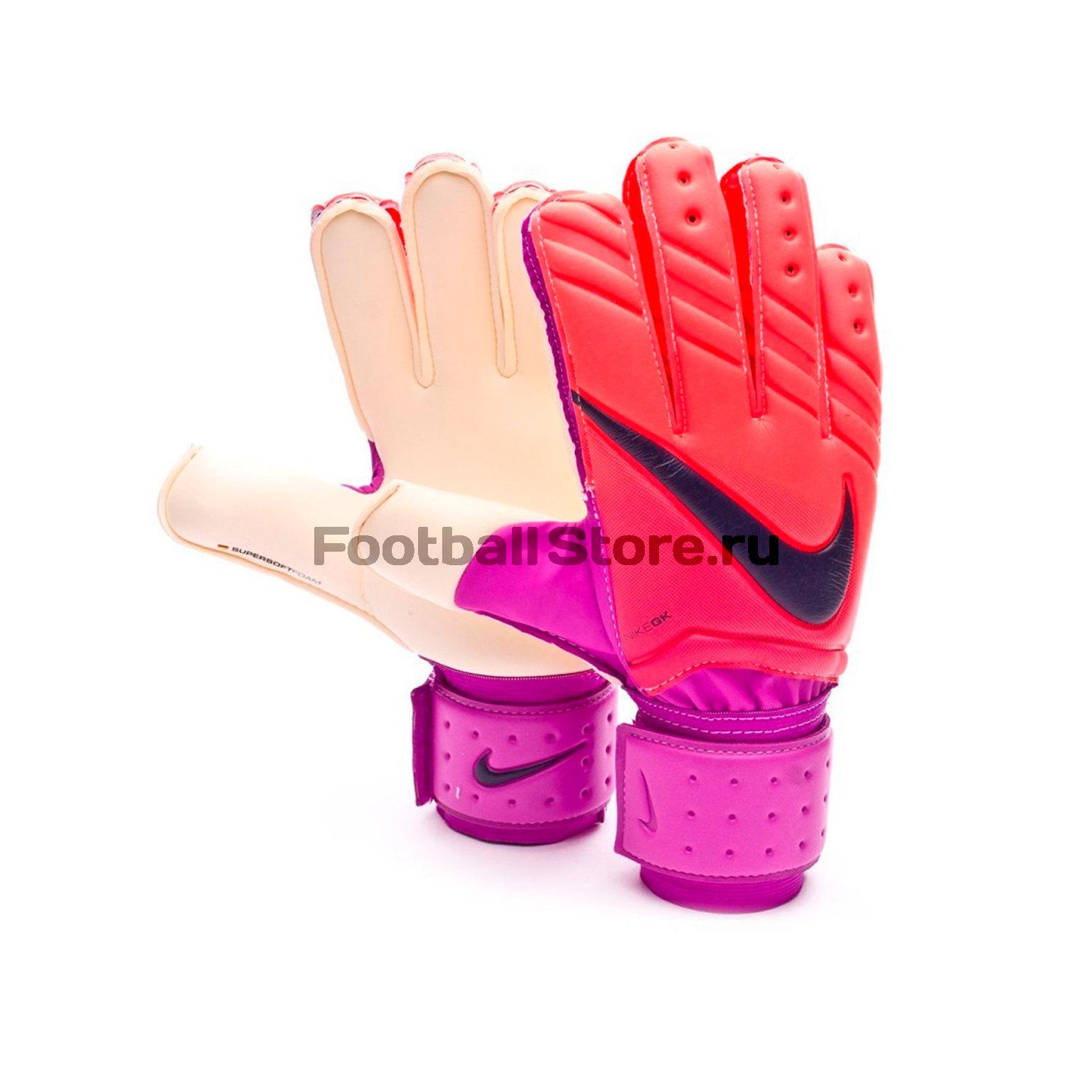 Перчатки Nike Перчатки вратарские Nike GK Spyne Pro FA16 GS0328-860