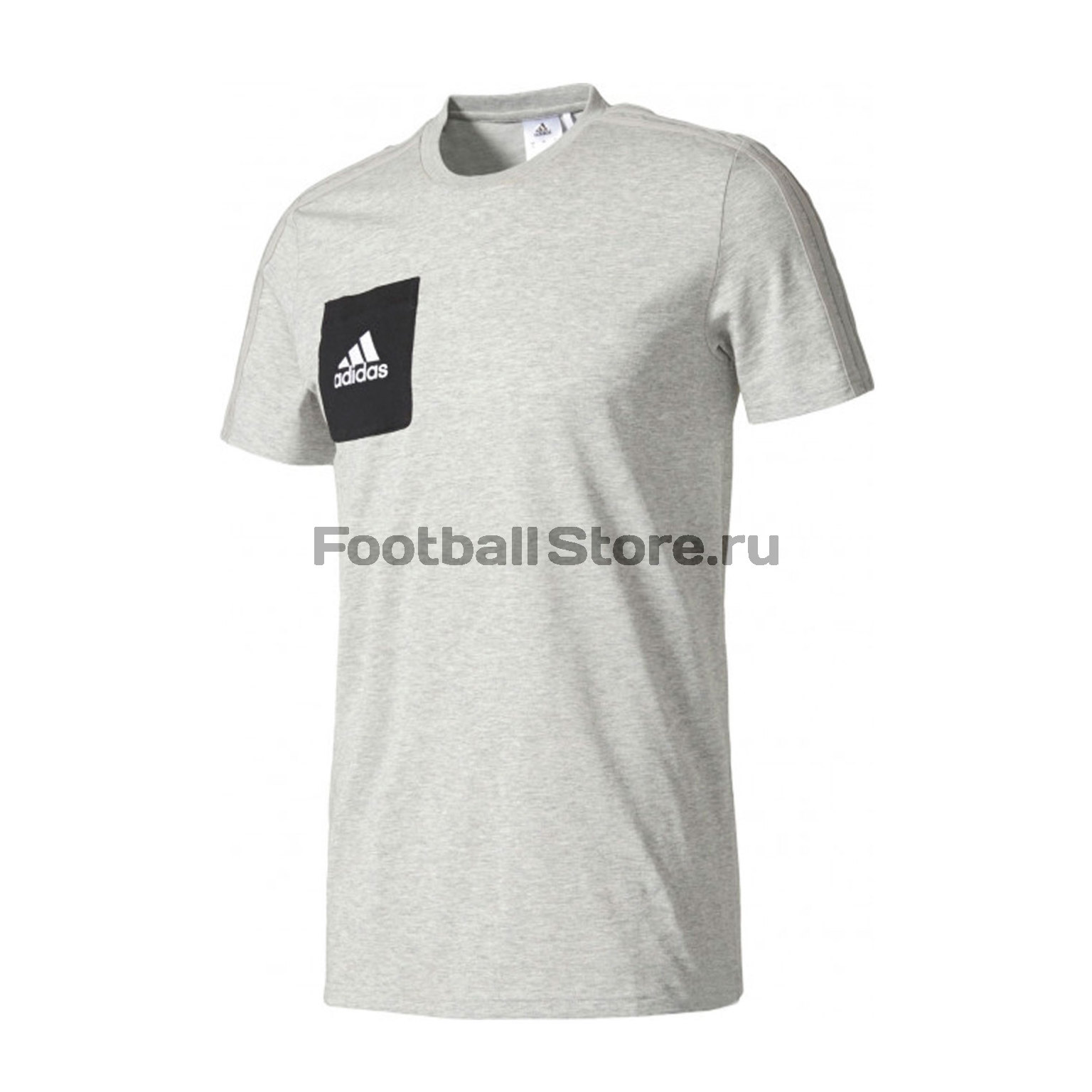 Футболка тренировочная Adidas Tiro17 Tee AY2964 футболка тренировочная adidas tiro17 tee ay2964
