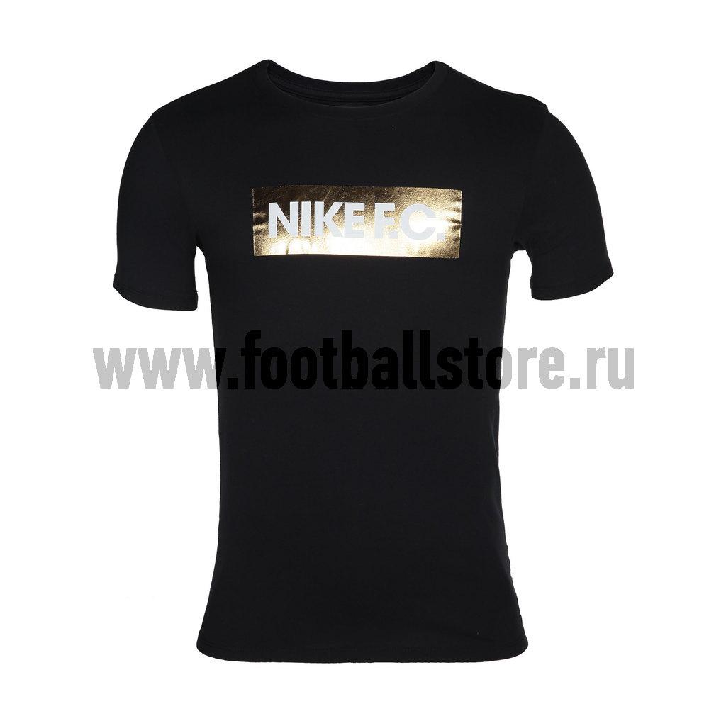 Футболка Nike F.C. Tee Foil 810505-011