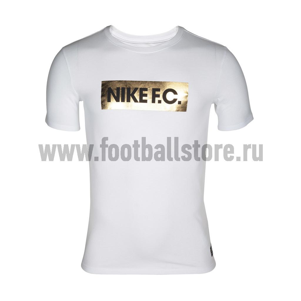 Футболка Nike F.C. Tee Foil 810505-101
