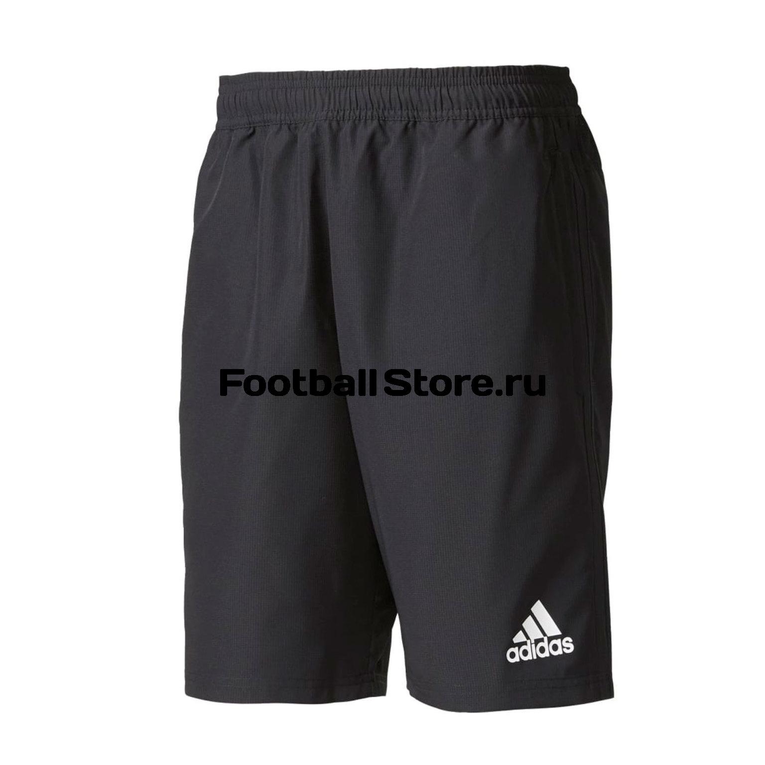 Шорты Adidas Tiro17 Wov Sho AY2891 шорты тренировочные adidas russia sho cf0563