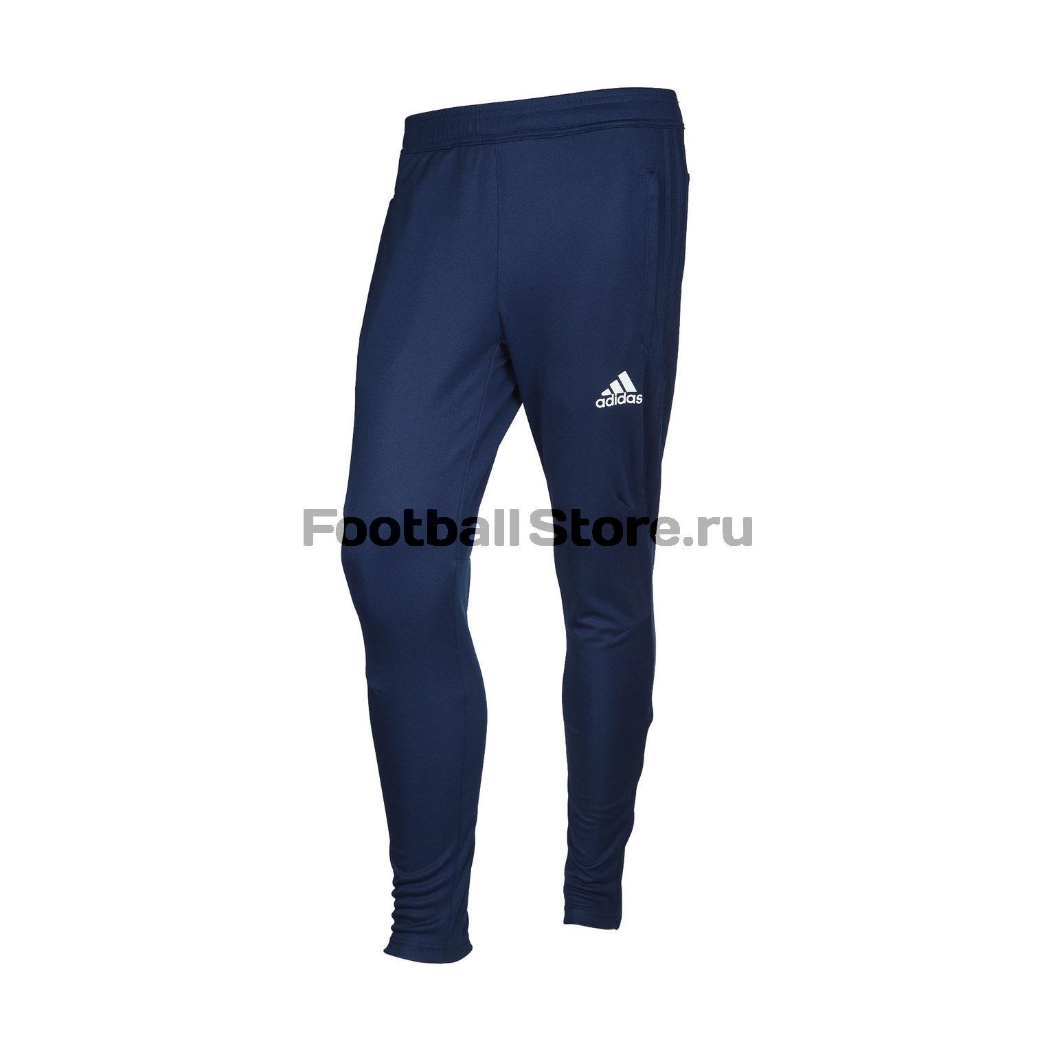 Брюки тренировочные Adidas Tiro17 TRG PNT BQ2719 брюки adidas брюки тренировочные adidas tiro17 swt pnt ay2960