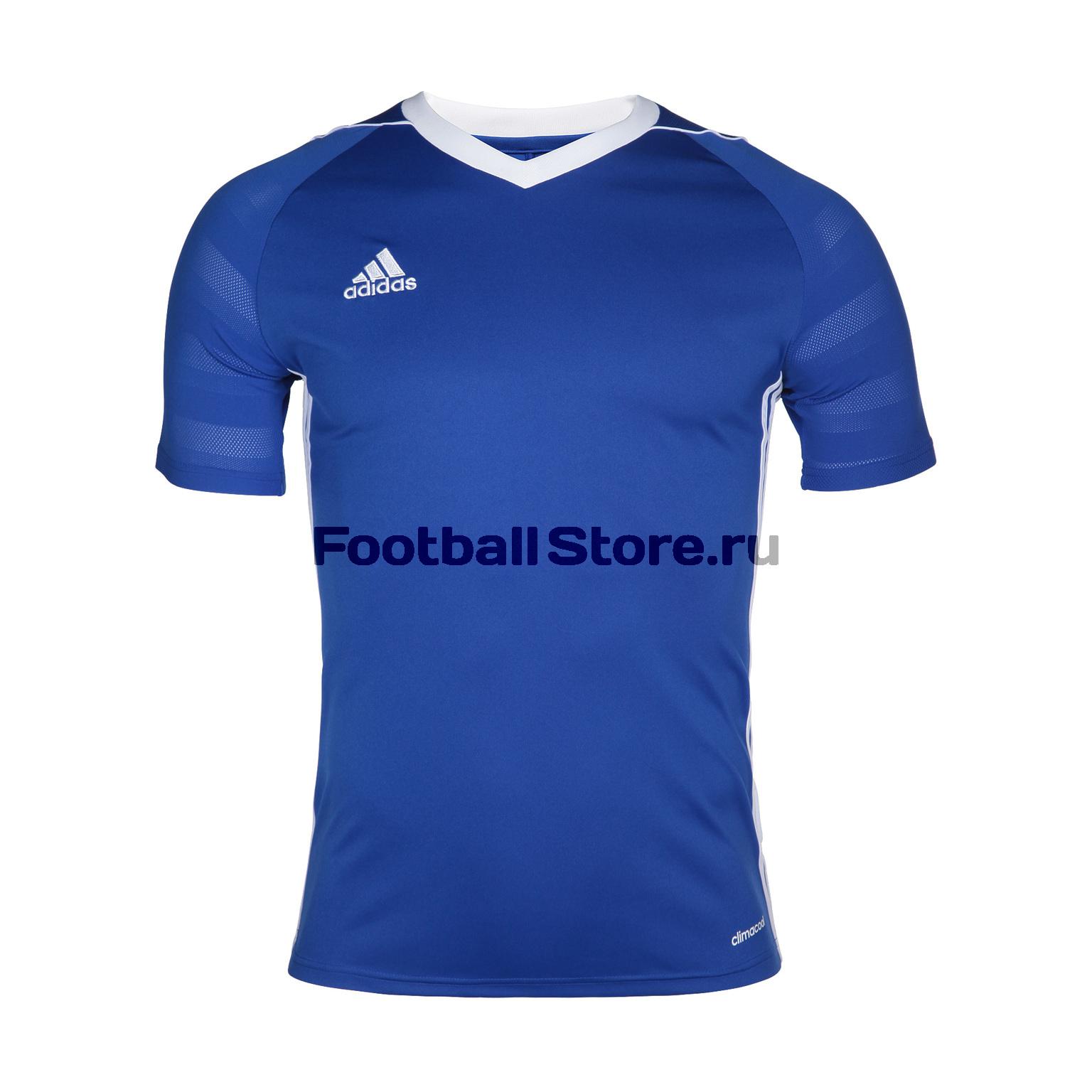 Футболка игровая Adidas Tiro17 JSY BK5439